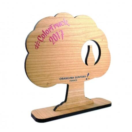 Découpe arbre - Impression